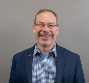 Headshot of Greg Pogue