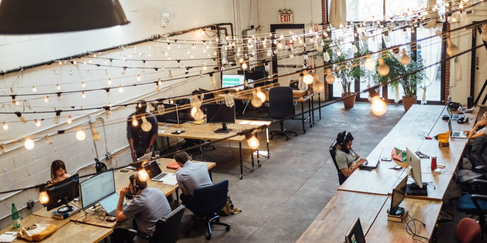 How To Design Spaces For People With >> Coworking Spaces And The Future Of Work The Ic Institute