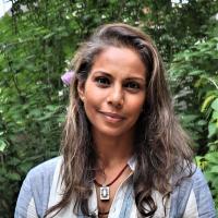 Portrait of Riffat Manasia