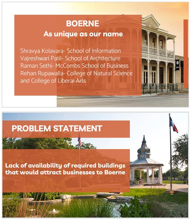 Boerne slide examples