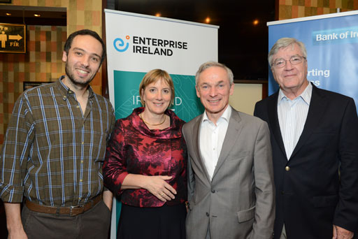 Enterprise Ireland in Austin, May 2014