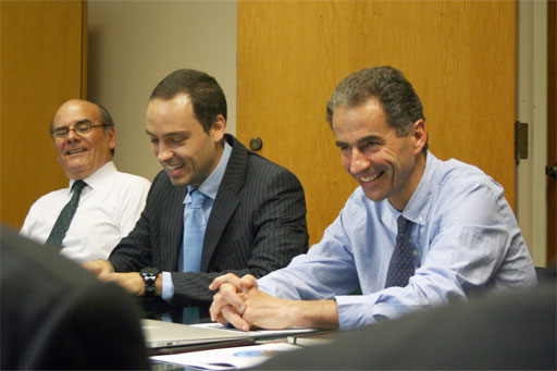 Portuguese Minister of Science Manuel Heitor visits the IC² Institute