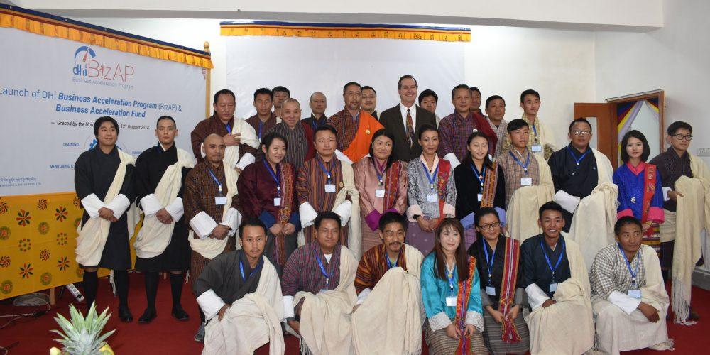 DHI BizAP, Bhutan