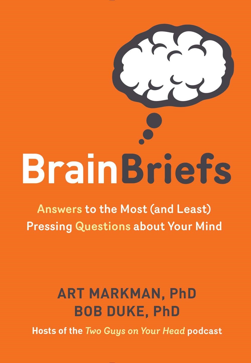 Brain Briefs cover