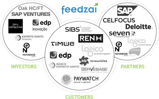 Feedzai partners