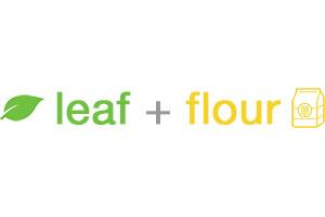 Leaf and Flour logo