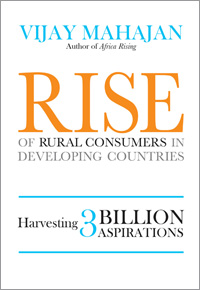 book cover: Rise of Rural Consumers