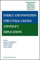 """""""Energy and Innovation"""" book cover"""