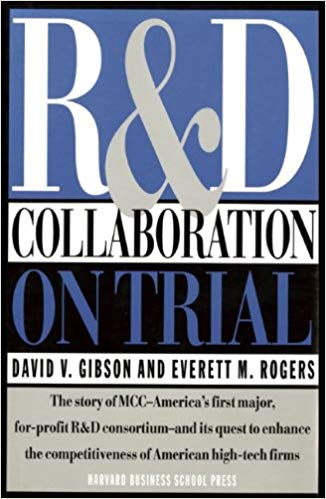 R&D Collaboration on Trial book cover