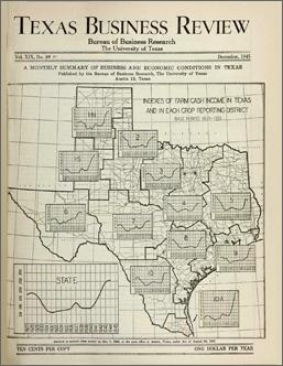 Texas Business Review December 1945