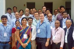 IC² Institute: entrepreneur collaborators in India